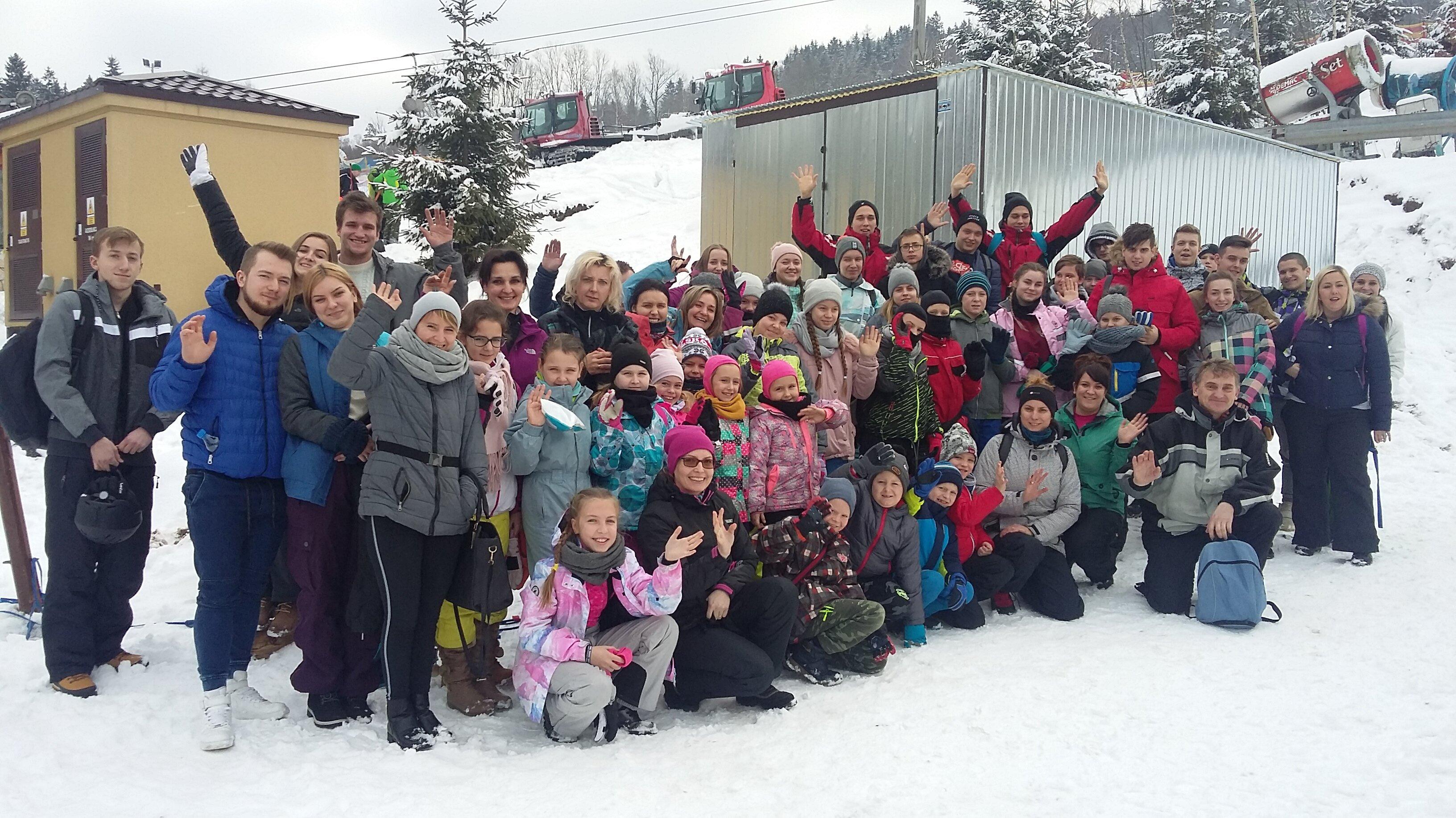 Ferie zimowe 2019 na świetlicy wiejskiej
