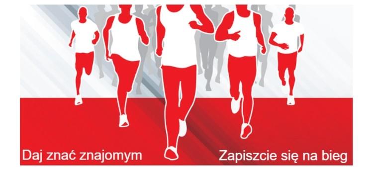 Bieg Niepodległości  we Włodarach o Puchar Burmistrza Korfantowa
